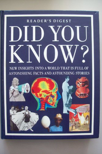 Did You Know?: Reader's Digest