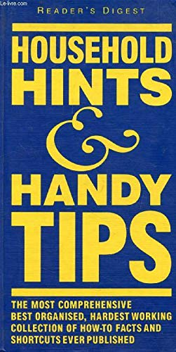 The Reader's Digest Household Hints & Handy Tips