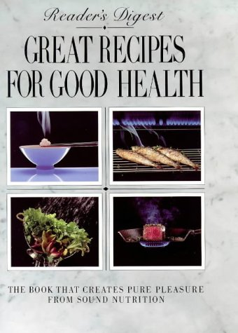 Reader's Digest Great Recipes for Good Health