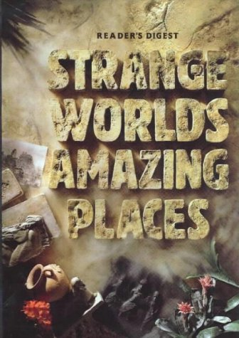 9780276421112: Strange worlds amazing places