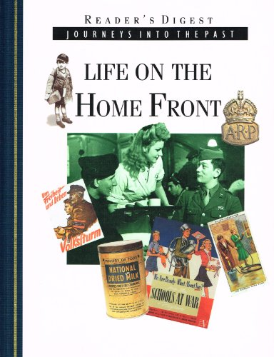 9780276421204: Reader's Digest Journeys Into The Past: Life On The Home Front