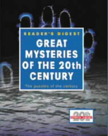 9780276422607: Great Mysteries of the 20th Century (The Eventful 20th Century)