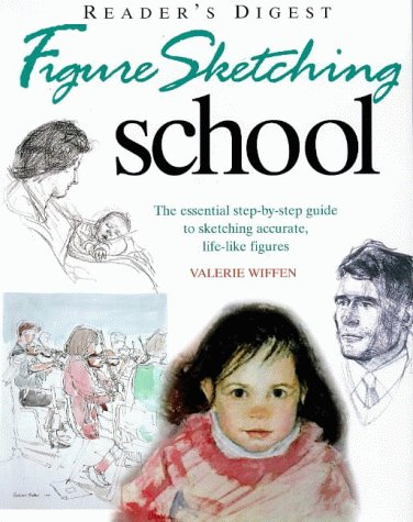 9780276423482: Figure Sketching School: The Essential Step-by-step Guide to Sketching Accurate Life-like Figures