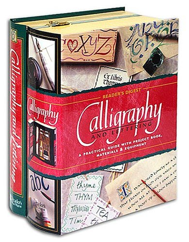 9780276423871: Calligraphy and Lettering (Book Box)