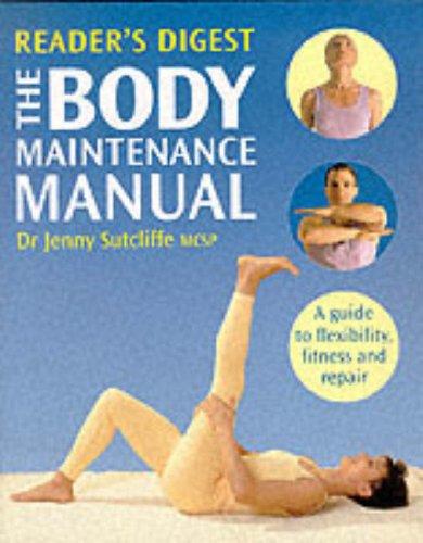 9780276424281: The Body Maintenance Manual