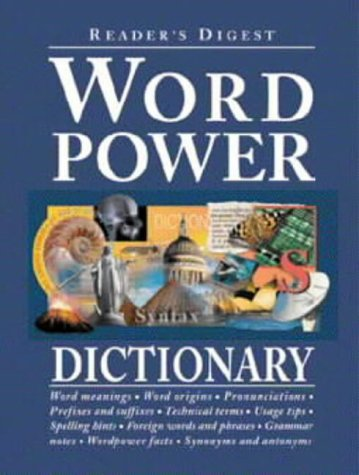 9780276424632: Word Power Dictionary