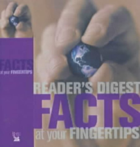 9780276424984: Facts at Your Fingertips