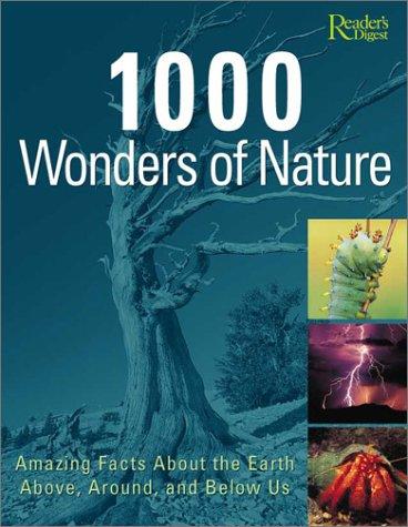 9780276426148: 1000 Wonders of Nature