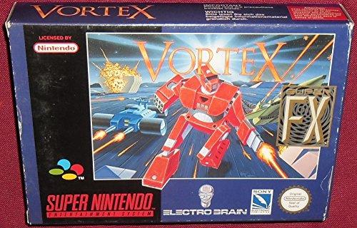 9780276426216: VORTEX super nintendo snes super nes video game