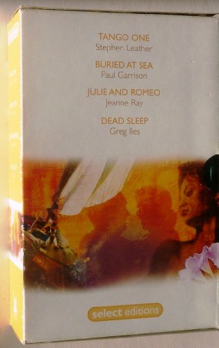 9780276426773: Boxset: Tango One; Buried at Sea; Julie and Romeo; Dead Sleep