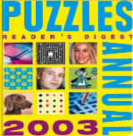 Puzzles Annual (Readers Digest) (0276426959) by READER'S DIGEST ASSOCIATION