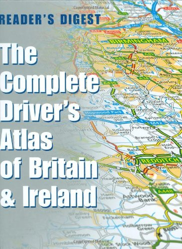 9780276427237: The Complete Driver's Atlas of Britain and Ireland
