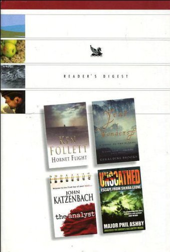 9780276427398: READER\'S DIGEST CONDENSED BOOKS: HORNET FLIGHT, YEAR OF WONDERS, THE ANALYST, UNSCATHED