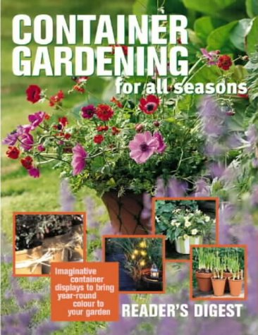 9780276427442: Container Gardening for All Seasons
