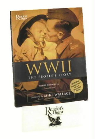 World War II: The People's Story (0276428080) by Reader's Digest