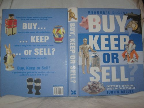 9780276428272: BUY KEEP OR SELL