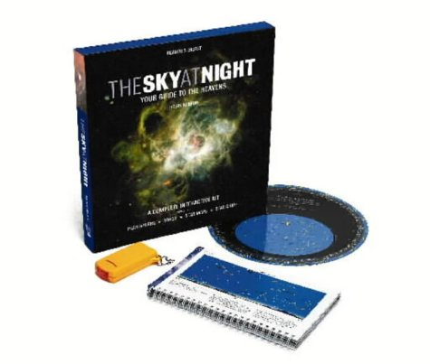 9780276428401: The Sky at Night: Your Guide to the Heavens - A Complete Interactive Kit