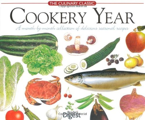 9780276428937: The Cookery Year