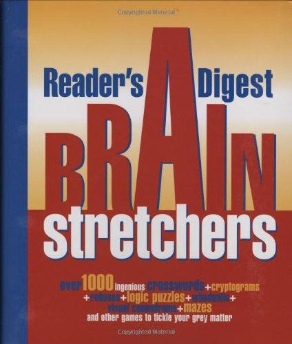 Brain Stretchers: Anon.