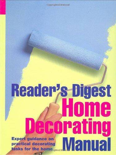9780276441868: Reader's Digest Home Decorating Manual