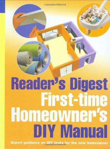 9780276441875: First-Time Homeowner's DIY Manual
