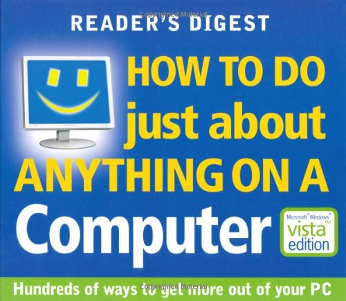 9780276442568: How to Do Just About Anything on a Computer (Readers Digest)