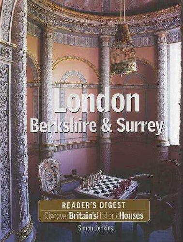 9780276442575: London Berkshire and Surrey