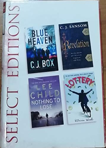 Select Editions: Blue Heaven, Revelation, Nothing To: Patricia Wood, Lee