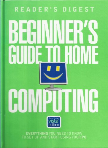 9780276443077: BEGINNERS GUIDE TO HOME COMPUTING VISTA EDITION HB