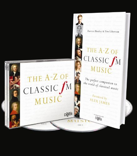 9780276446054: The A-Z of Classic FM Music (Book and 4 CDs)