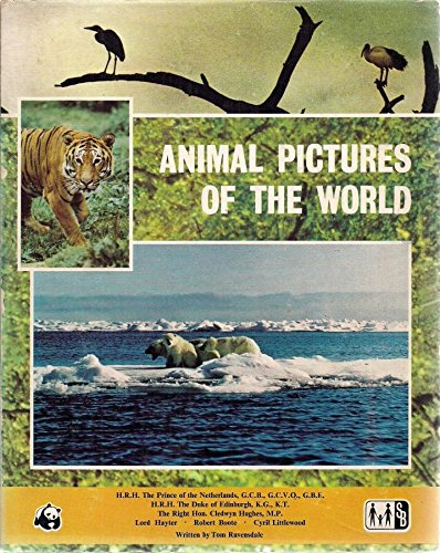 Animal pictures of the world: (including prize winning pictures from Operation Petpic): Tom ...
