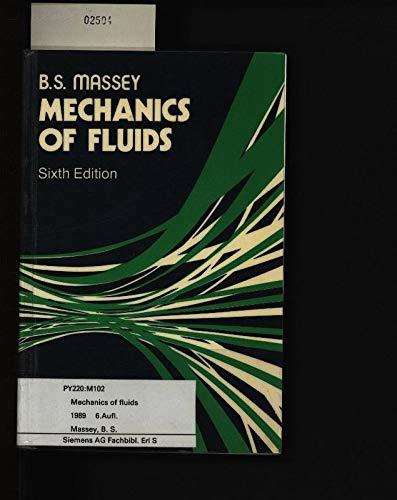 9780278000476: Mechanics of Fluids