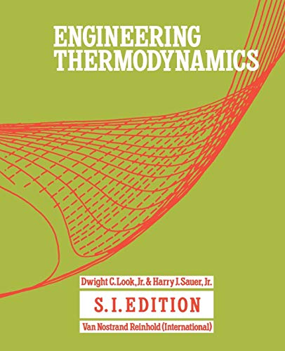 9780278000520: Engineering Thermodynamics - SI Version, Second Edition