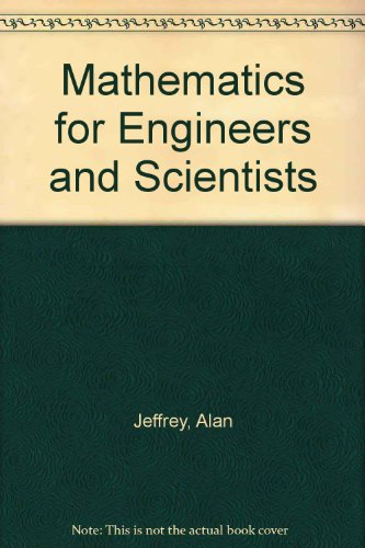 9780278000834: Mathematics for Engineers and Scientists