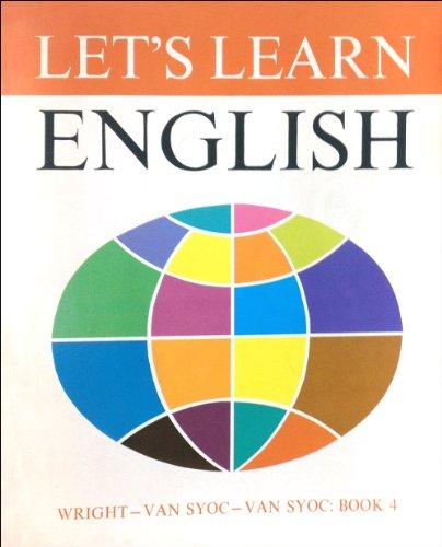 9780278478466: Let's Learn English (Wright-Van Syoc-Van Syoc: Book 4, 4)