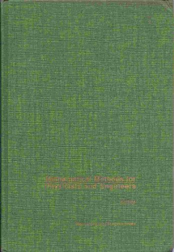 Mathematical methods for physicists and engineers: Collins, Royal Eugene