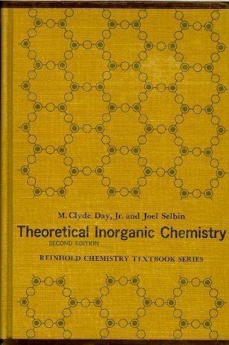 9780278916494: Theoretical Inorganic Chemistry