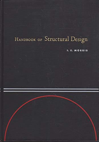 9780278919167: Handbook of Structural Design