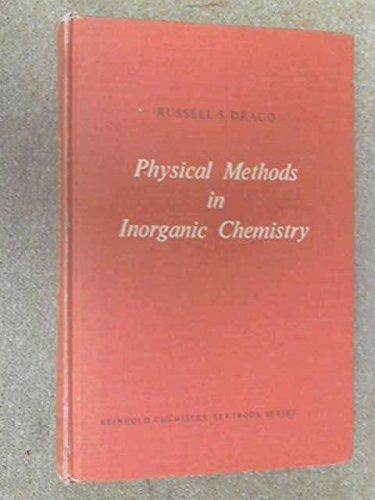 9780278920668: Physical Methods in Inorganic Chemistry