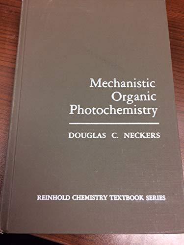 9780278921269: Mechanistic Organic Photochemistry