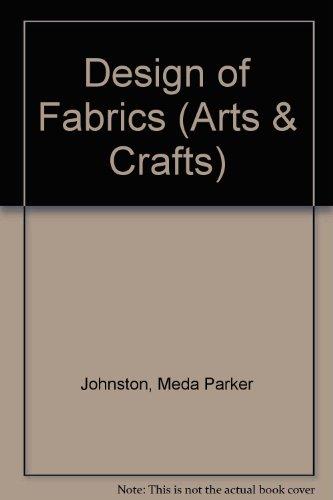 9780278922112: Design of Fabrics (Arts & Crafts)