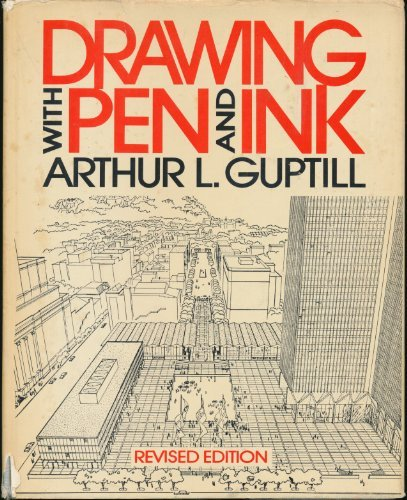 9780278922716: Drawing with Pen and Ink