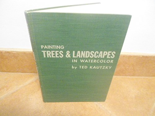 9780278922983: Painting Trees and Landscapes in Watercolour