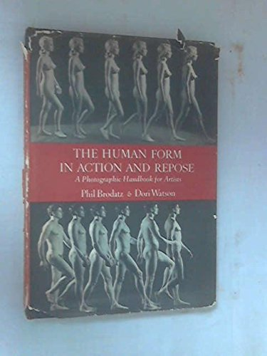 9780278923270: The Human Form in Action and Repose: A Photographic Handbook for Artists