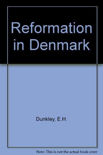 9780281002481: Reformation in Denmark