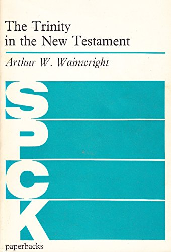 9780281012855: The Trinity in the New Testament