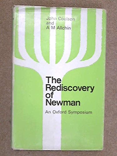 9780281022007: Rediscovery of Newman