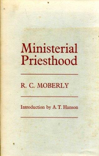 9780281023127: Ministerial Priesthood