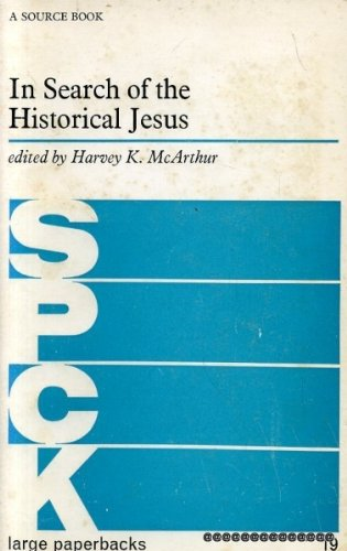 9780281024803: In Search of the Historical Jesus