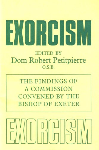 9780281026661: Exorcism;: The report of a commission convened by the Bishop of Exeter